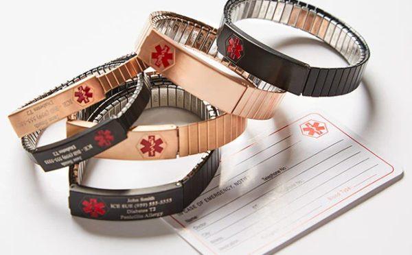 Medilog ID Bracelets