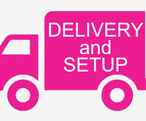Delivery and Setup