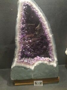 Geode Amythest