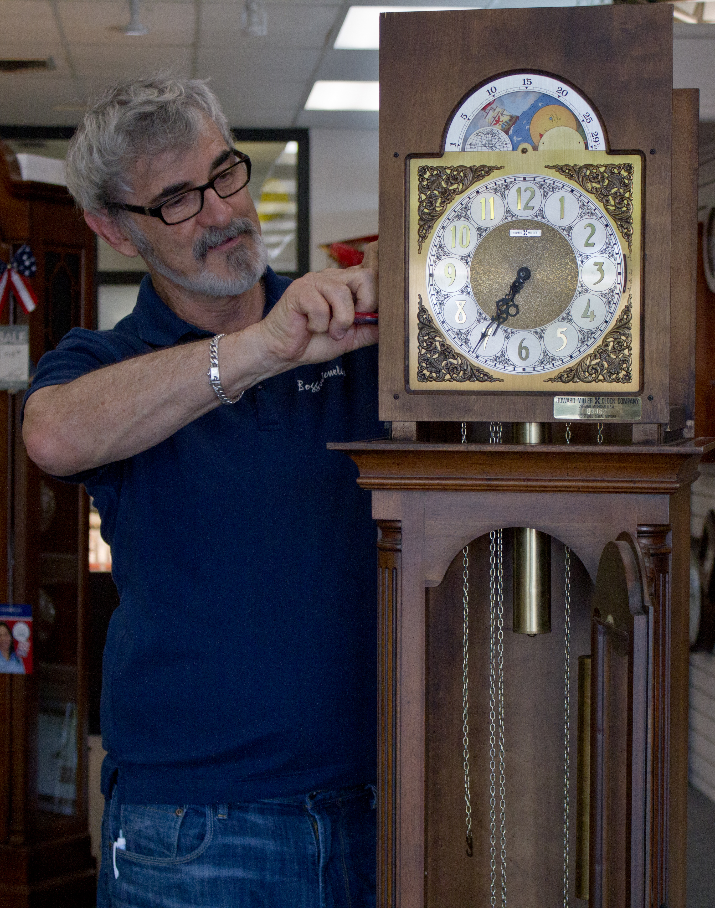 Studies show that over 86 percent of all grandfather clocks don't get regular maintenance of any kind. This mistake is so common we're willing to bet you are making it now. The solution is simple. Schedule an annual in-home service check up.