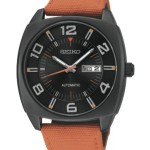Seiko Recraft Men's Watch, big and bold style. Water Resistant To 165 Feet.